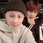 """【トピック】元「Wanna One」のハ・ソンウン&パク・ウジン、""""うなぎデート""""公開にファン歓喜"""