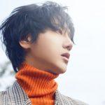 SUPER JUNIORイェソン、JAPAN 1stフルアルバム「STORY」iTunes アルバムランキング1位獲得!リード曲のミュージックビデオ公開!