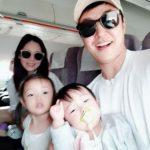 【トピック】ユン・サンヒョン&Maybee夫婦、子どもたちと共に番組出演決定!