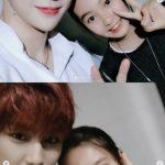 <トレンドブログ>「7番房の奇跡」の子役キル・ソウォン、「Wanna One」カン・ダニエル&パク・ウジンと認証ショット!!