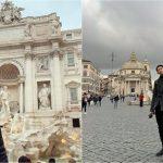 <トレンドブログ>「ZE:A」出身のグァンヒ、旧正月にはロマンティックなイタリア旅行♪