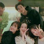<トレンドブログ>ハン・ジミン、「眩しくて」の共演俳優と多情ショット~♥