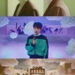 """<トレンドブログ>元「WANNA-ONE」ユン・ジソン、ソロデビューを前に""""In the Rain""""のMVティーザー映像を公開!"""