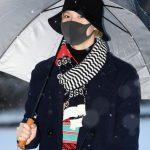 <トレンドブログ>「SHINee」テミンの雪の中の「ミュージックバンク」出勤写真♥…「WANT」音楽放送初公開