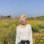<トレンドブログ>「少女時代」ヒョヨン、花に囲まれる少女のような姿が可愛い!