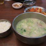 <トレンドブログ>韓国で「ソルロンタン」食べるならこの2店【韓国】