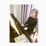 <トレンドブログ>女優ハ・ジウォン、ピアノを演奏する日常写真を公開!