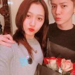 LUHAN(元EXO)、恋人クアン・シャオトンとバレンタインにソウルデート…目撃談相次ぐ