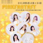 「Pink Fantasy」3月東京コンサート!SUPER JUNIORシンドンがプロデュース キューティ・セクシー「Pink Fantasy」日本コンサート決定!!!