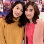 知英、北川景子とのツーショット写真公開「家売るオンナの逆襲」5話にゲスト出演