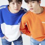 Wanna One出身ライ・グァンリン&ユ・ソンホ、ファッションブランド「TBJ」新たなモデルに抜擢