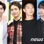 イ・ジョンソク、チョン・ジヌン(2AM)、SHINeeキー、VIXXエン、U-KISSフン、TSTケイ、3月入隊のスターたち