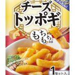 人気のチーズ×韓国グルメが手軽に楽しめる「チーズトッポギ」新発売