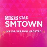 大人気KPOPアーティストが勢揃い!音楽ゲームアプリ『SUPERSTAR SMTOWN』2月6日(水)に大型アップデートを実施
