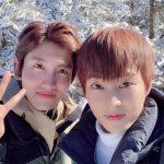 "XIUMIN(EXO)&チャンミン(東方神起)、番組で証明した""SMブロケミ"""