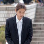 「PHOTO@ソウル」チョン・ジュンヨン、ソウル中央地裁に出頭…本日(21日)拘束有無が決定