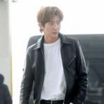 【トピック】俳優イ・ジュンギ、空港もランウェイにしてしまう出国写真が話題