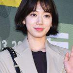 「PHOTO@ソウル」女優パク・シネ、映画「金」のVIP試写会に登場…はつらつとしたボブヘアで