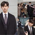 2PMジュノ、取材陣の前で深刻な表情で沈黙…混乱の裁判所「自白」