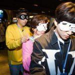 2PMジュノ、キャラクターのアイマスクして部屋脱出体験イベント「本当におもしろかった」