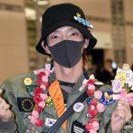 「PHOTO@仁川」俳優イ・ジュンギ、ファッショニスタの華やかな空港ファッション…香港公演を終えて韓国帰国