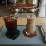 <トレンドブログ>【韓国カフェ】トルゴジ駅近所のこじんまりとしたカフェ「COFFEE LOG」