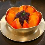 <トレンドブログ>【韓国スイーツ】 美しい韓国食器で韓国伝統茶と伝統スイーツ(ノックルッ カジロニ)