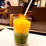 <トレンドブログ>【韓国カフェ】 江南駅近 緑茶カフェのオーソルロック ティーハウスで1人時間