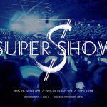 """<トレンドブログ>""""グローバル公演キング""""「SUPER JUNIOR」、今日からソウル「SUPER SHOW 7S」開催"""
