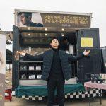 <トレンドブログ>チュ・ジフン、「アイテム」チームにコーヒーカープレゼント…カメラの内外で心強い主役