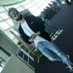 <トレンドブログ>「SS501」キム・ヒョンジュン(マンネ)、除隊後初の公式活動!ワールドツアーに向けて出国!