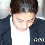 チョン・ジュンヨン、被疑者尋問のためソウル中央裁判所へ…被害者に謝罪「ゆるされない罪を犯した」