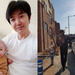 俳優ユン・サンヒョン、チョ・ヒョンジェ2世は、すでにパパを超えるイケメンぶり