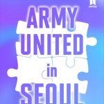 防弾少年団、全世界のファンたちと共に作る「ARMYPEDIA」イベント「ARMY UNITED in SEOUL」を開催!