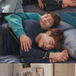 「ロマンスは別冊付録」イ・ジョンソク、ウィ・ハジュンとバックハグから手を握ることまで…ときめきの添い寝