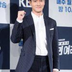 「PHOTO@ソウル」SUPER JUNIORシウォン、ドラマ「国民の皆さん」の製作発表会に出席