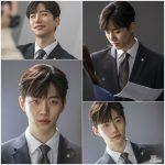 2PM ジュノ、カリスマ溢れるポスター撮影のビハインドカットを公開