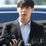 """「PHOTO@水原」パク・ユチョン、京畿南部地方警察庁に出頭…""""誠実に調査を受けます"""""""