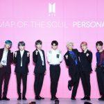 「PHOTO@ソウル」防弾少年団(BTS)、ニューアルバム「MAP OF THE SOUL : PERSONA」発売記念グローバル記者会見開催…世界を魅了する