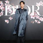 俳優ナム・ジュヒョク、韓国初のDIOR メンズのフレンズに選ばれる
