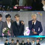 <TMA>「防弾少年団」、大賞を受賞…メンバー全員の受賞コメント