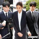 KBS側、チョン・ジュンヨン&V.I(元BIGBANG)&チェ・ジョンフン(元FTISLAND)の無期限出演停止を決定
