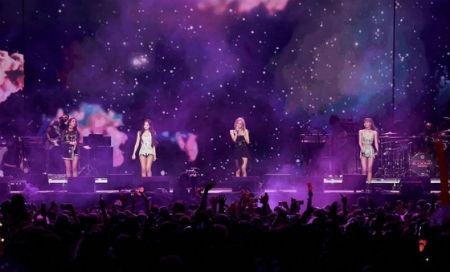 「BLACKPINK」、米音楽フェス「コーチェラ」で圧巻ステージ「夢が叶った」