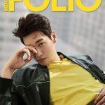 """<トレンドブログ>キム・ヨングァン、シンガポールのファッションマガジンカバーを装飾""""韓流スター立証"""""""