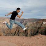 """<トレンドブログ>俳優チュウォン、""""高く飛ぶ""""姿で元気に近況を報告!"""
