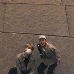 キム・ジェジュン、イム・シワンとペアルックでラブラブな写真を公開