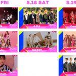 NU'EST、AB6IXら出演決定!2019 JAPAN ×M COUNTDOWN第3弾ラインナップに超話題のアーティストたちが登場!