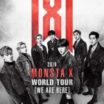 MONSTA X、今日(13日)単独コンサート「WE ARE HERE」スタート…ワールドツアー突入