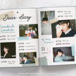 Wanna One出身ユン・ジソン、スペシャルアルバム「Dear Diary」のスケジュール公開