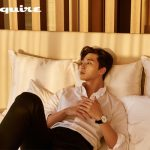 """俳優パク・ソジュン、スーツと時計で雰囲気アップ…""""演技以外に企画もしてみたい"""""""